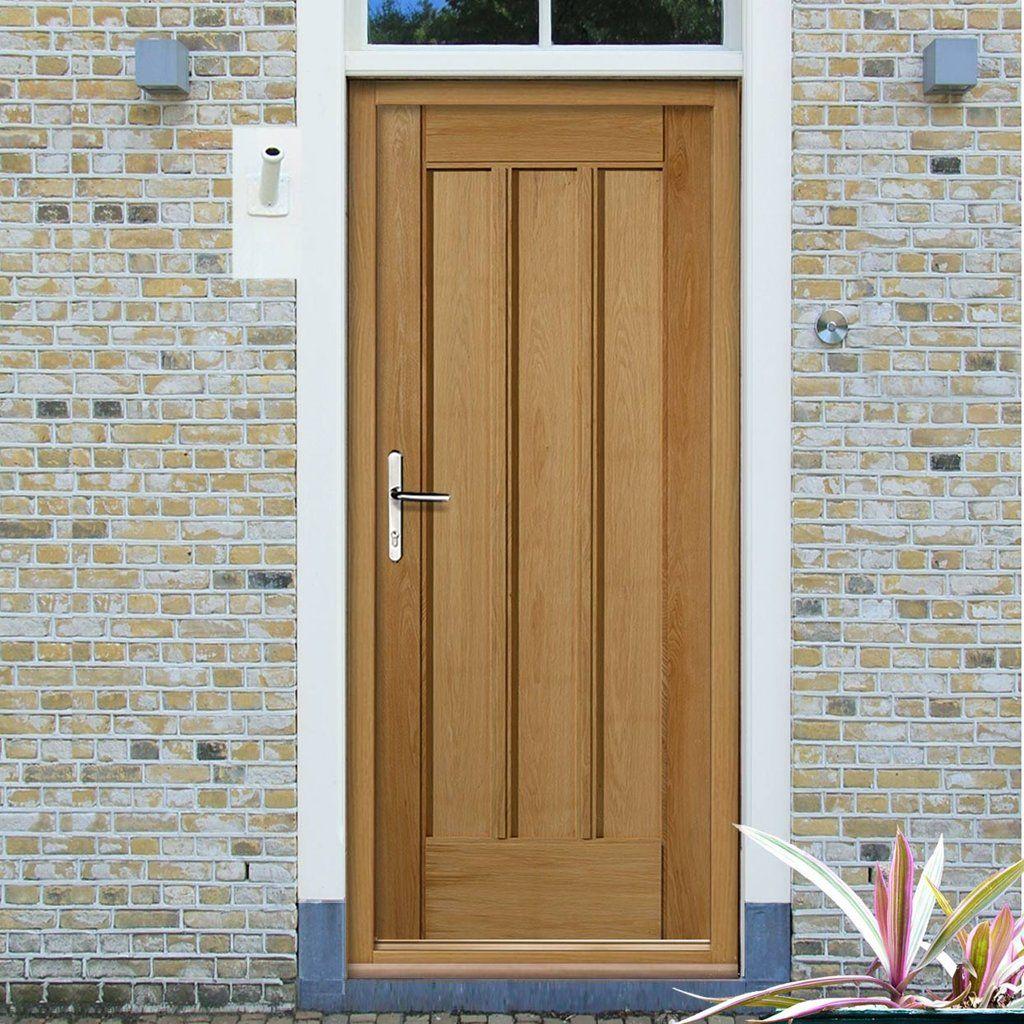 Jbk Exterior Ullswater Oak Door Frame Kit Modernoakdoor