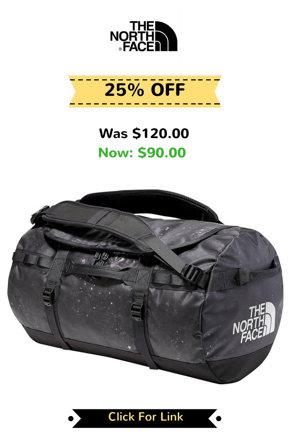 98e8e8ab3d1d The North Face - Base Camp Duffel