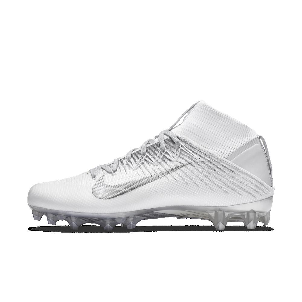 e392b2207a8fa Nike Vapor Untouchable 2 Men s Football Cleat Size 16 (White) - Clearance  Sale