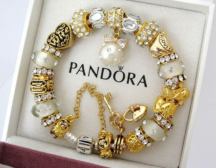 pandora armband gold preis