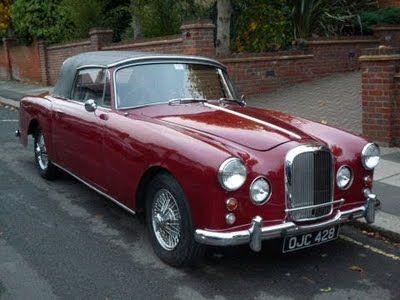 1963 Alvis TD21 Mk II