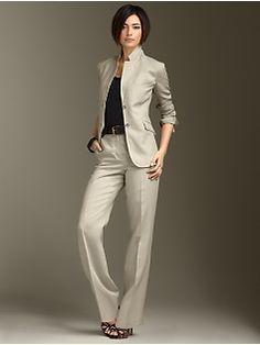 linen suits for women - Buscar con Google | Traje de Clausura ...