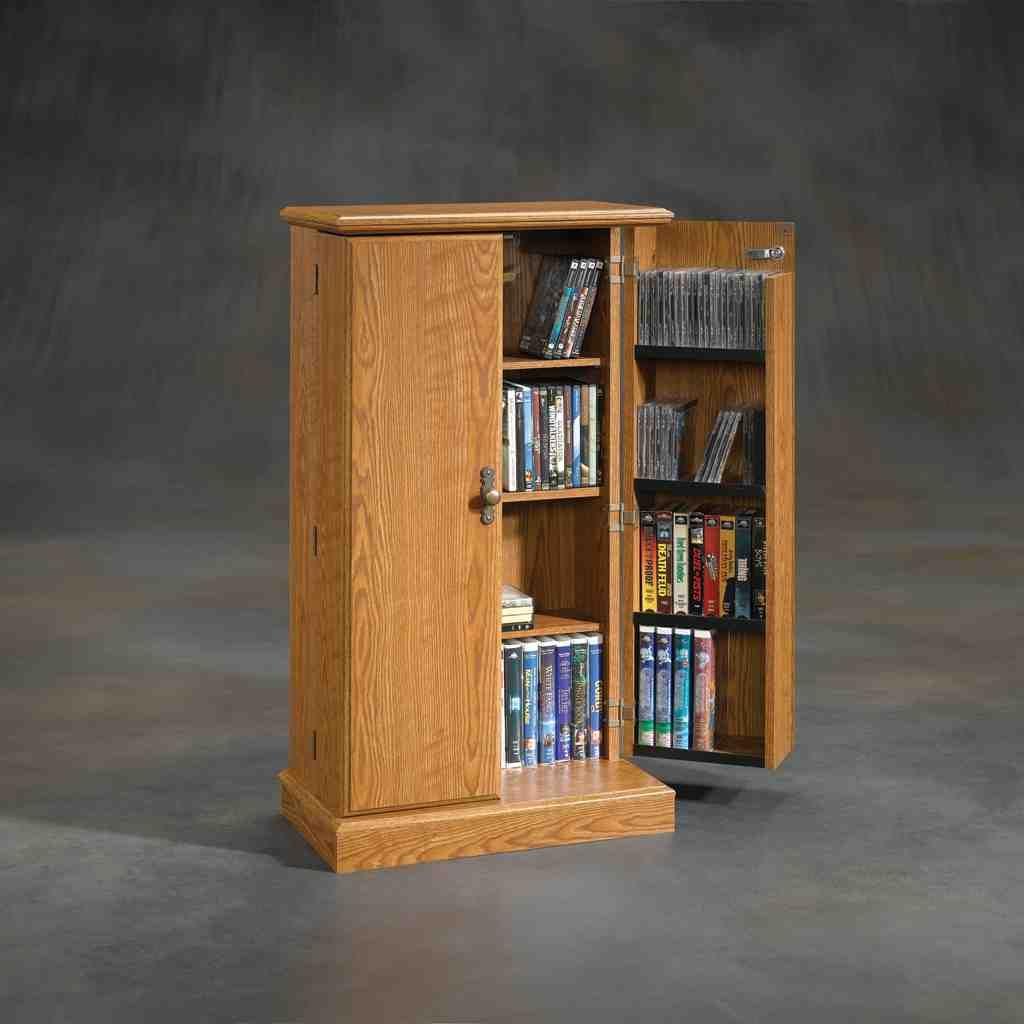 Good Vhs Storage Cabinet