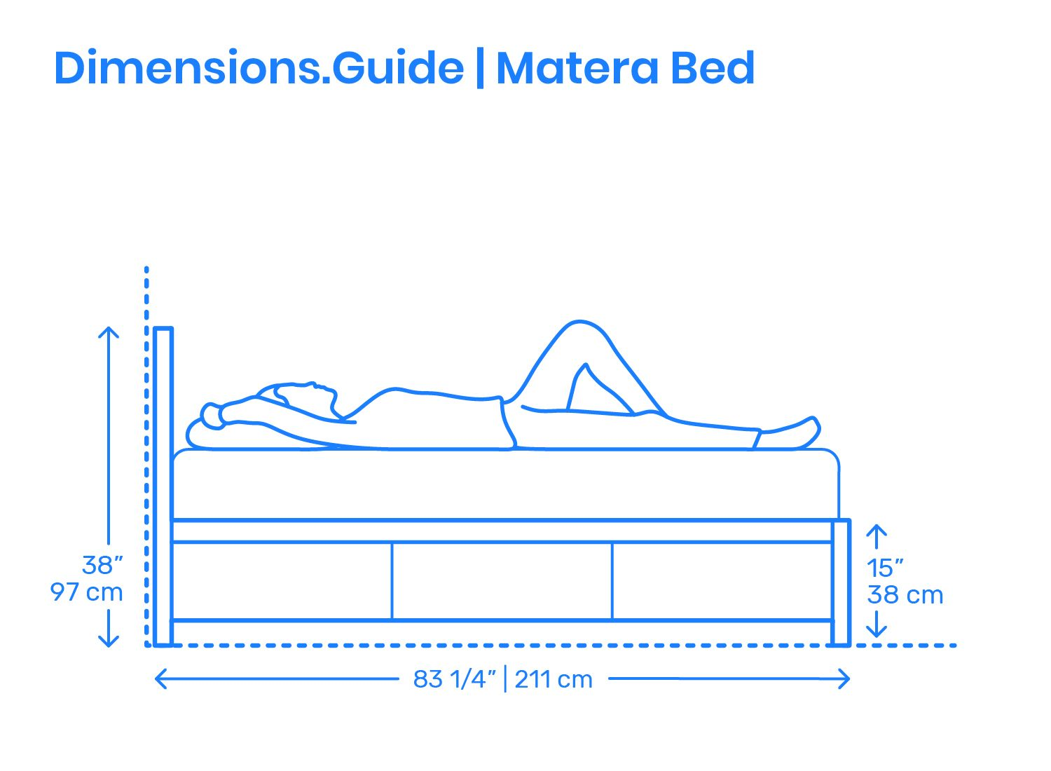 The Matera Bed Is A Clean Lined Wooden Bed Frame With Beveled Edges Open Bases Mortise And Tenon Corner Joints An Bed Frame Design Matera Bed Bed Dimensions