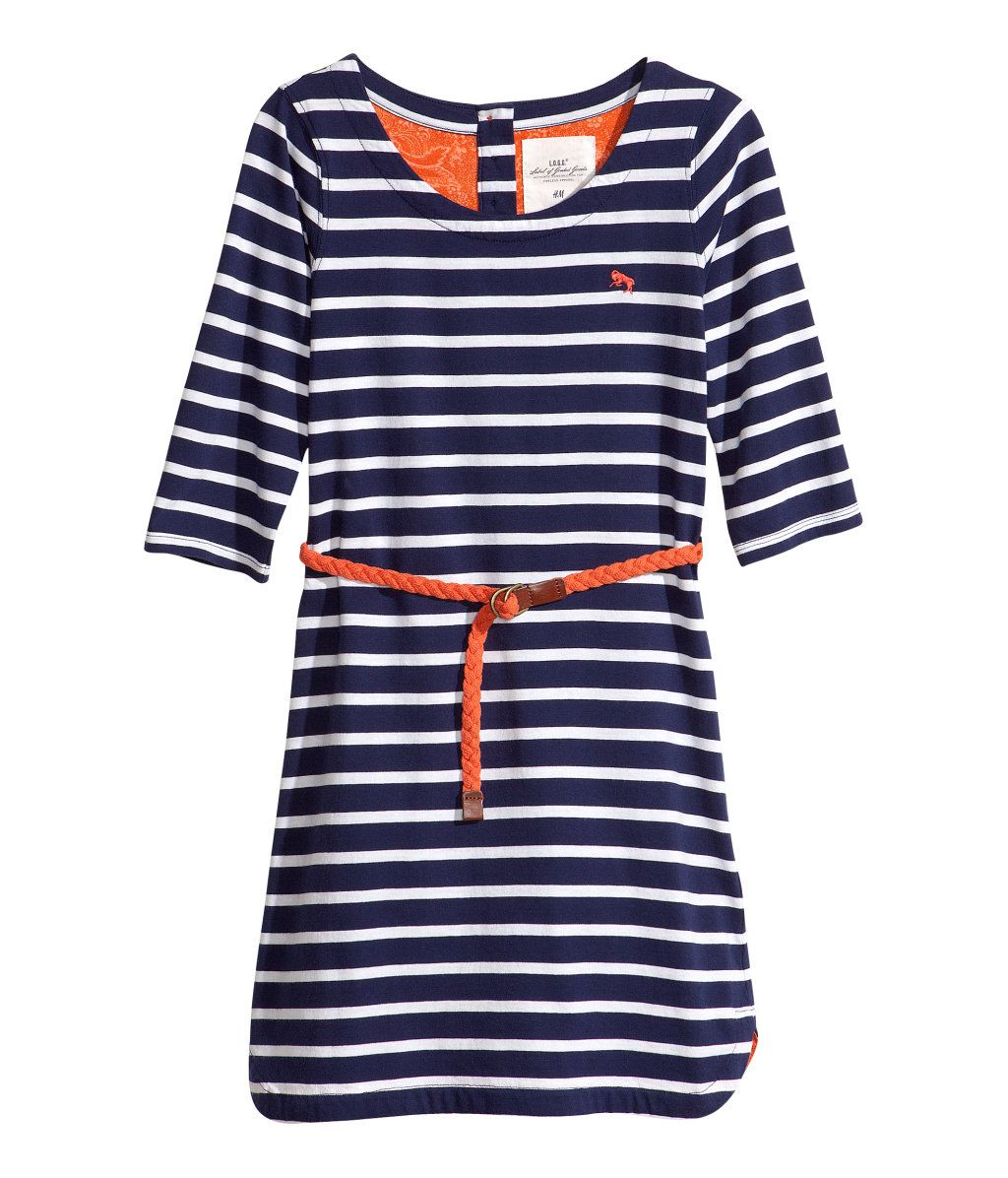 H M Jersey Dress 14 95 Tween Outfits School Dresses Back To School Fashion