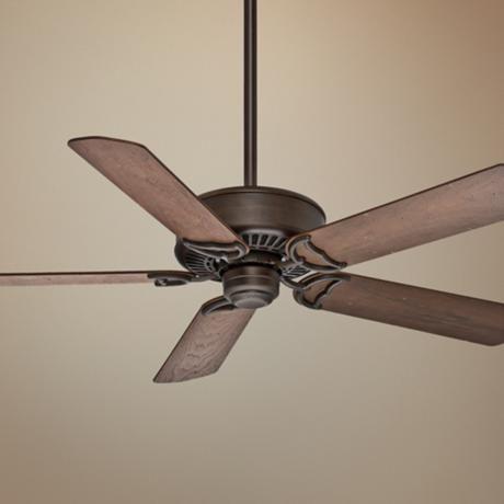 54 Casablanca Panama Dc Cocoa Ceiling Fan 1c577 Lamps Plus Ceiling Fan Star Ceiling Ceiling Fans Without Lights