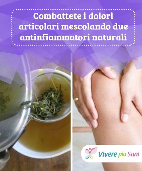 Combattete i dolori articolari con antinfiammatori..