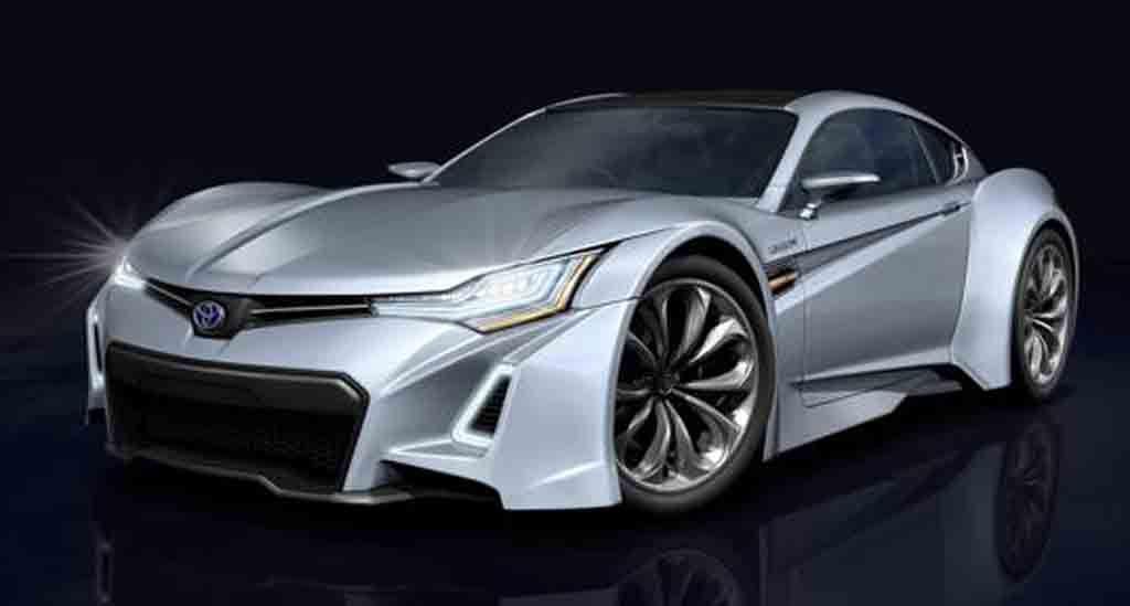 BMW Toyota Sports Car Taking Shape   Motor Sports Cars Vs Lamborghini Sport  Cars