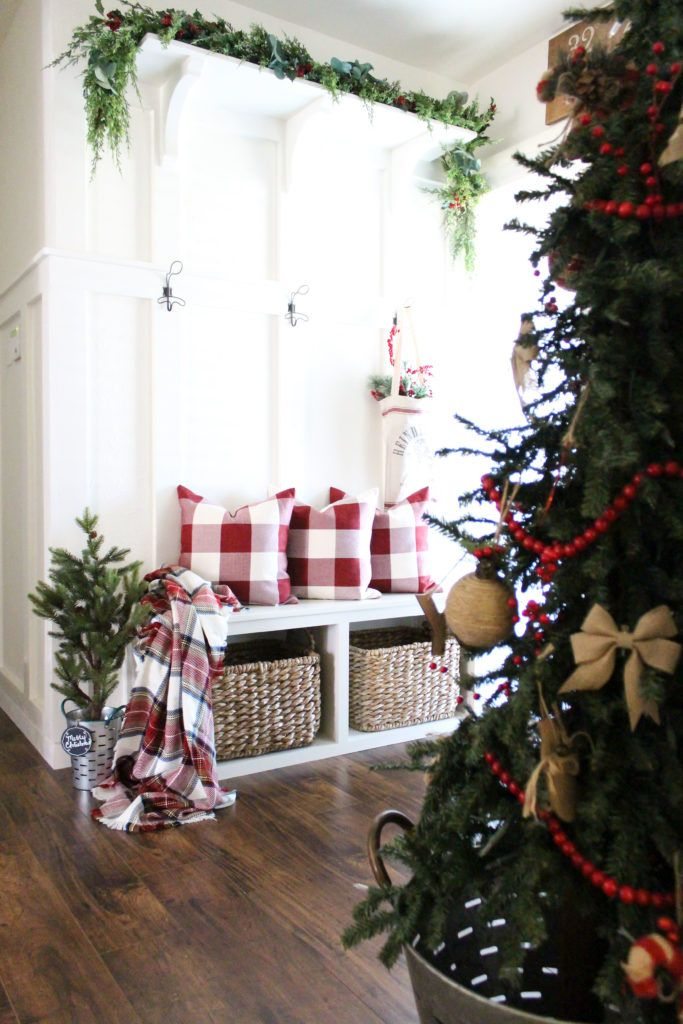 farmhouse christmas with hobby lobby txsizedhome