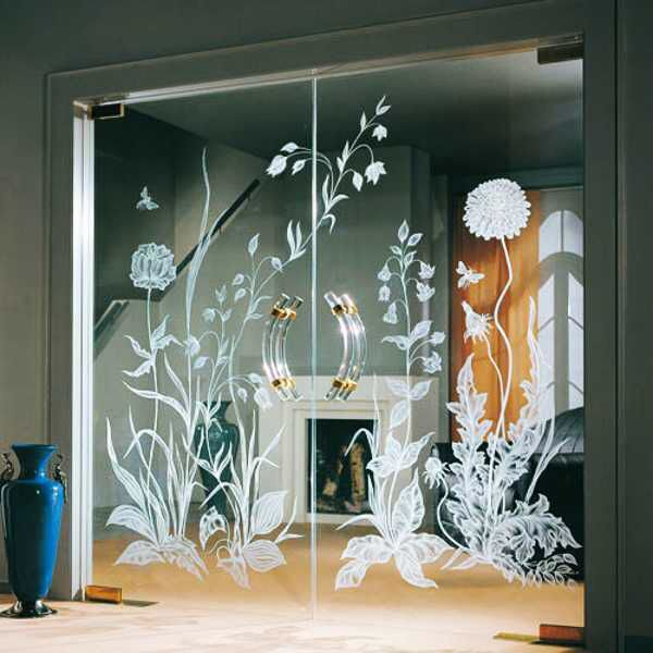 Glass Door Designs For Living Room Prepossessing Image From Http1Lushomewpcontentuploads201209Glass Inspiration Design
