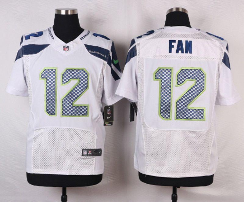 New purchase nike seattle seahawks 12th fan elite white jersey 54cd8 36ca1  free shipping
