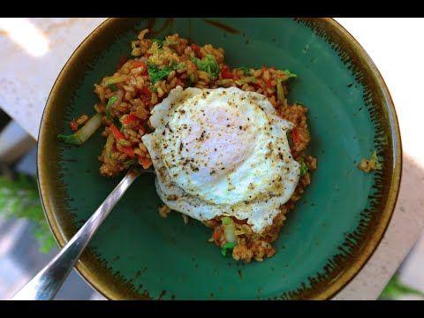 Best Nasi Goreng Episode Recipe By Sam The Cooking Guy Youtube Nasi Goreng Cooking