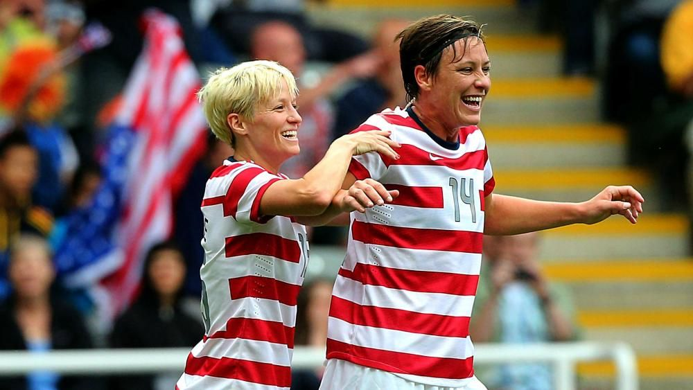 Rapinoe Wambach to donate brains for concussion research