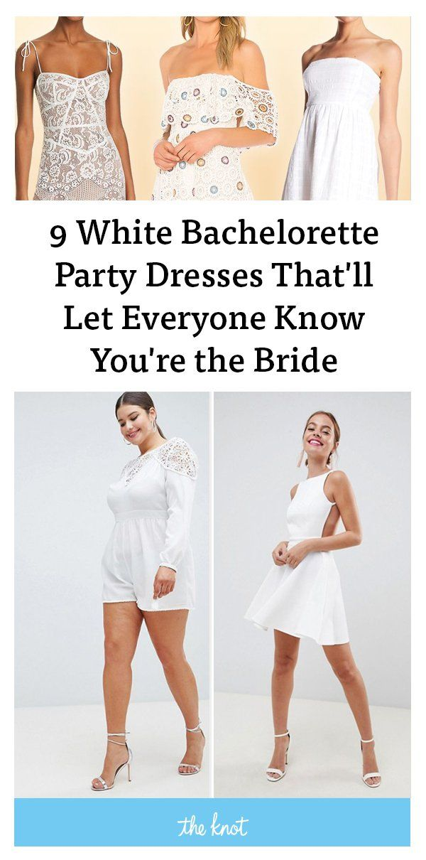 85f214113aa On the hunt for the perfect little white dress for your bachelorette  Look  no further.