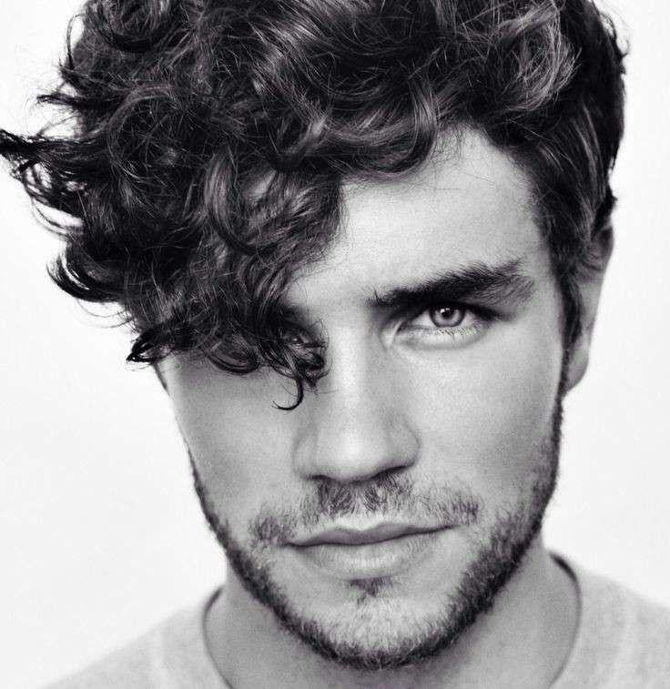 spesso Tagli capelli uomo ricci (Foto 41/41) | QNM | Curly men hair  GJ28