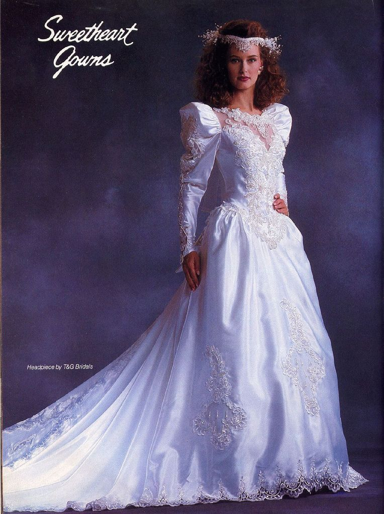 Novia_055 | Wedding dress, Gowns and Vintage weddings