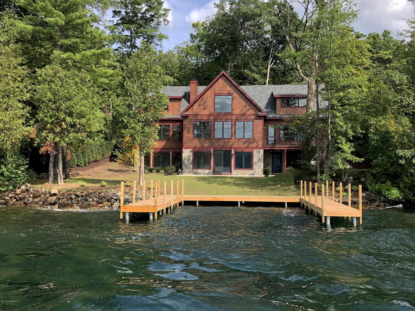 Real Estate Property Listings In Lake George And The Adirondacks New York Homes Waterfront Property