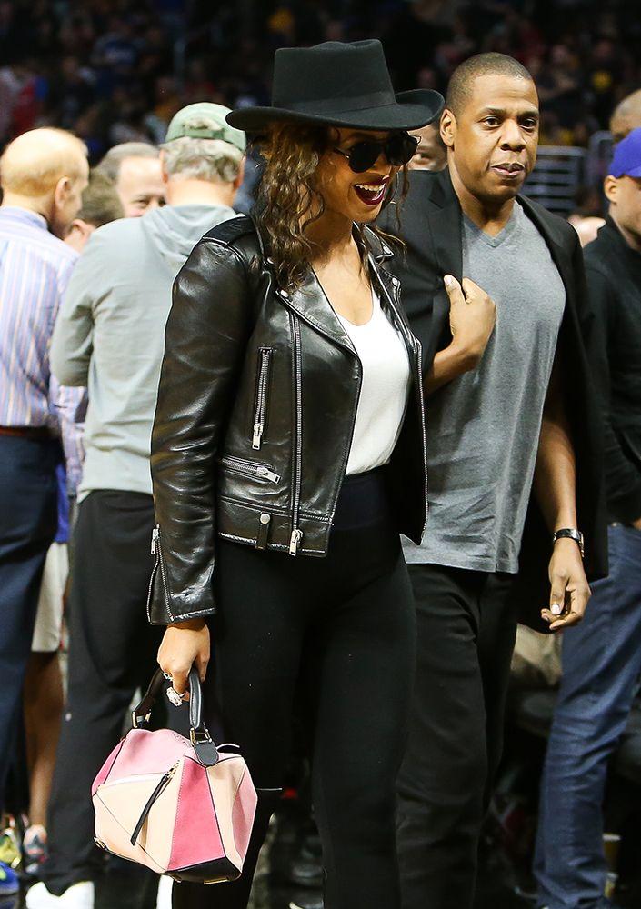 cf1a7e364ec602 Supermodels Beyoncé Showcase Handbags from Tod's, Givenchy | Bags ...