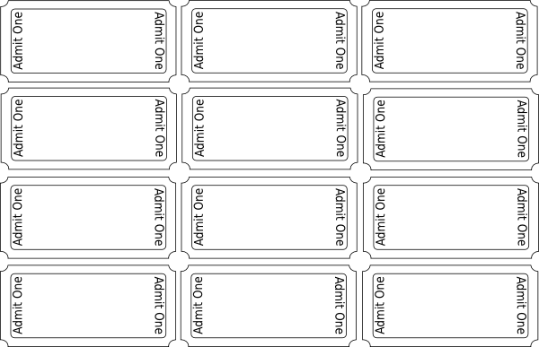 printable train templates blank tickets clip art vector clip art