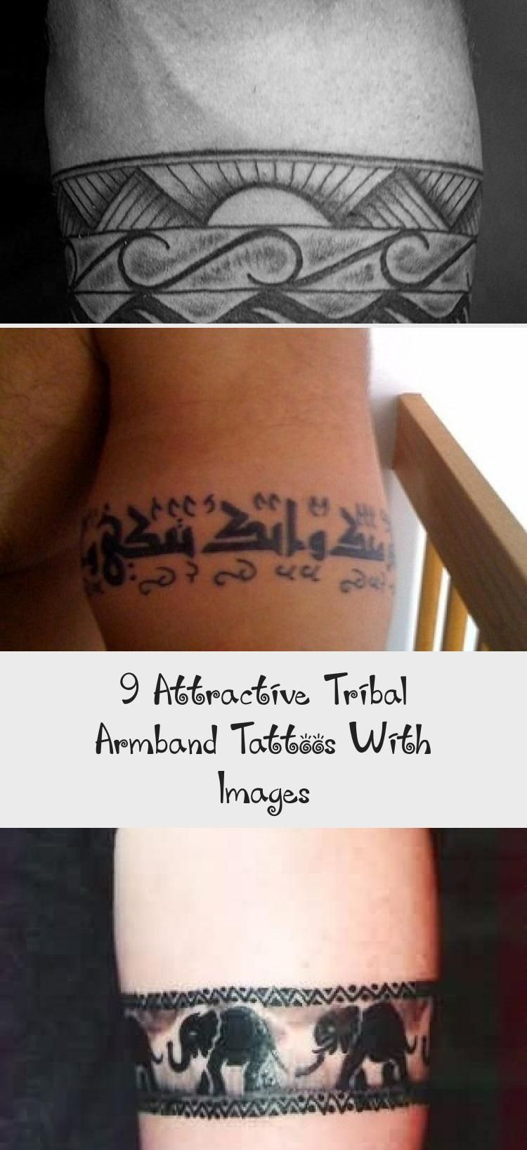9 Attractive Tribal Armband Tattoos With Images Vikingarmtattoosformen Armtattoosformenunique Flowerarm In 2020 Tribal Armband Tattoo Tribal Armband Arm Band Tattoo