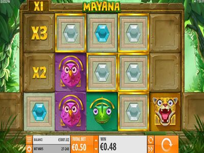 Spiele Mayana - Video Slots Online