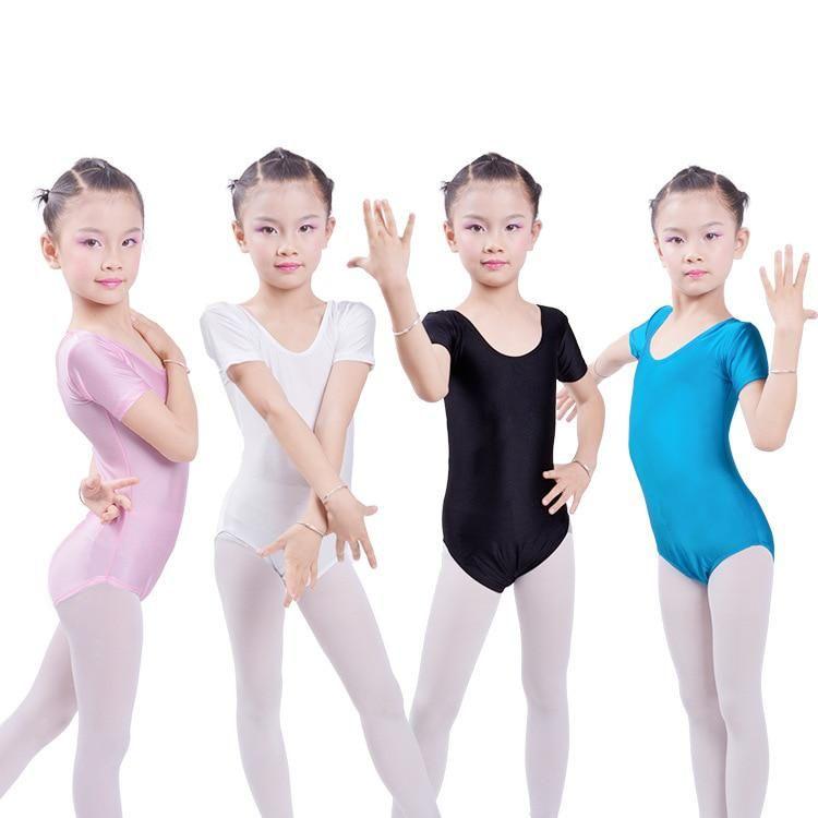 753d6d587314 New Short Sleeved Leotards For Gymnastics For Girls Ballet Menina Ballet  Clothes Children. Yesterday's price: US $8.06 (7.14 EUR).