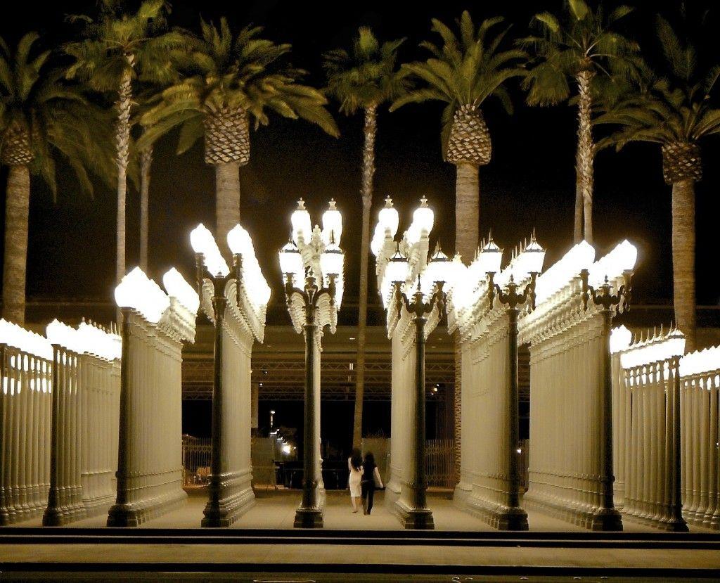 Travel Photo Thursday Urban Light Light Art Installation Urban Lighting Light Art