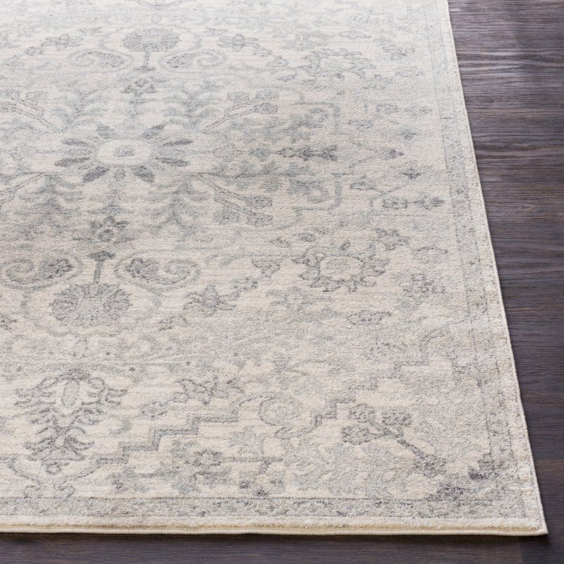 Hillsby Beige Light Gray Area Rug With Images Light Grey Area