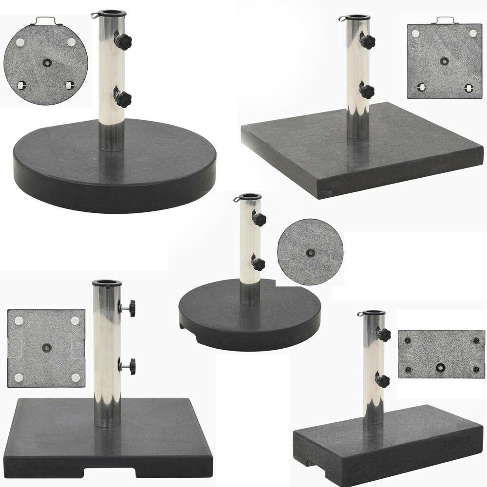 Bekannt Schirmständer Für Ampelschirme Fahrbar   Rhodos 300x300 Eckig RR59