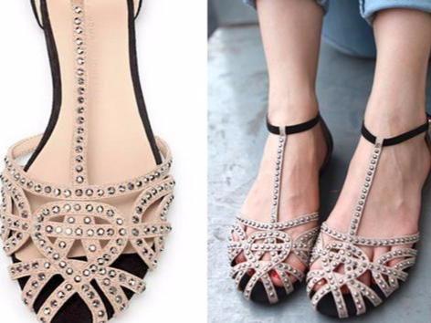 Sandaly Bezowe Cwieki Rzymianki Gladiatorki 35 5185291183 Oficjalne Archiwum Allegro Shoes Peep Toe Heels