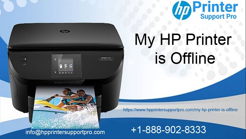 Why Is My HP Printer Offline When Upgrade Windows 8 To 10