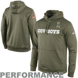 buy popular 619eb b4849 Dallas Cowboys military hoody, nfl salute to service hoodies ...