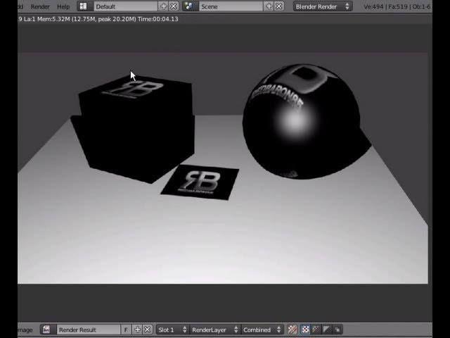 Tutorial Blender 3D 2.5 - Corso di base - 51: mappatura delle Textures (Texture Mapping) - #Blender #CorsoBlender #Generated #LezioniBlender #Mapping #Object #Redbaron85 #Textures #Videotutorial #World http://wp.me/p7r4xK-dQ