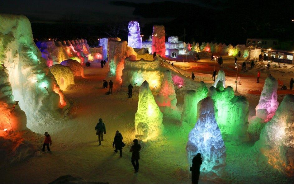 Destinos helados: planes turísticos para disfrutar del hielo | 20minutos.es
