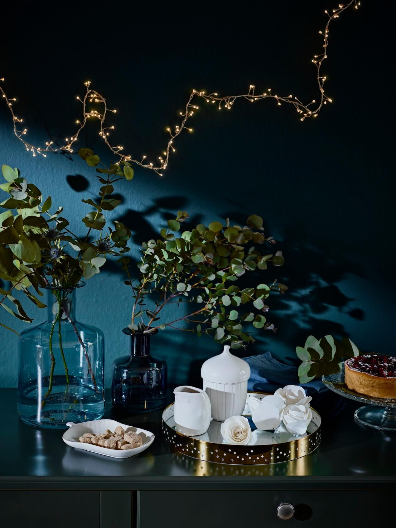 Enjoy A Hassle Free Christmas   Ikea christmas, Ikea wall ...