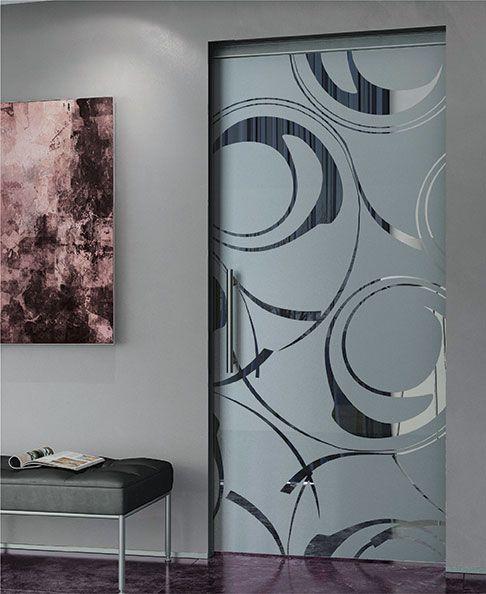 Le porte vetro ephrod sono progettate con design chiari e minimali e curate nel loro