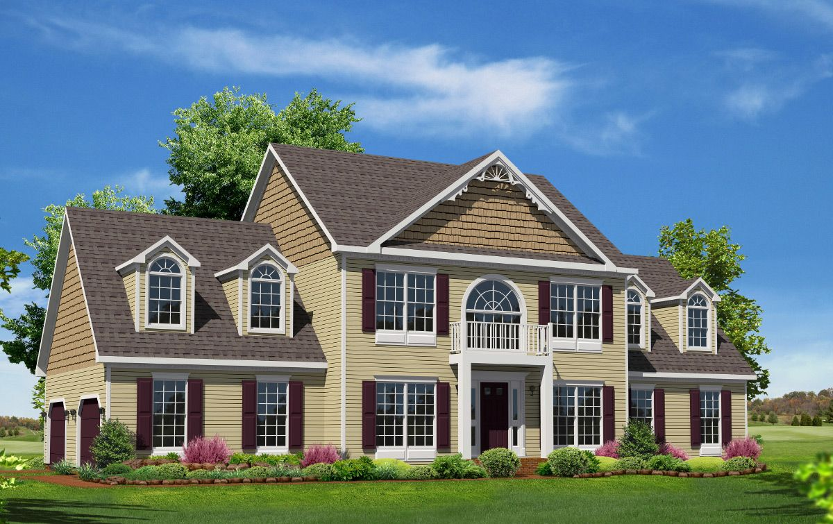 2 story houses | Westmoreland 2 Story Style Modular Homes ...