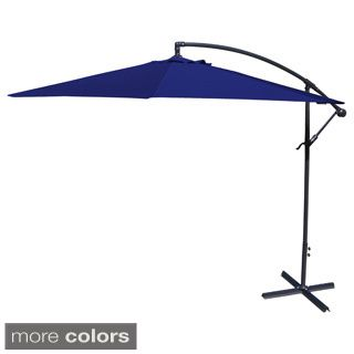 Jordan Manufacturing 9 Foot Wooden Market Umbrella   Overstock Shopping    Big Discounts On Jordan Manufacturing Patio Umbrellas