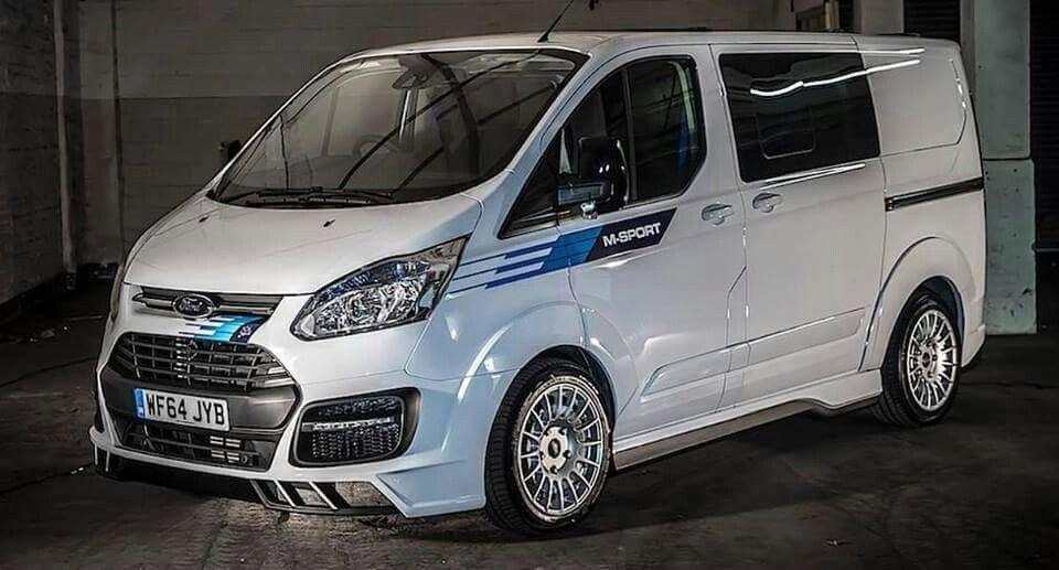 M Sport Transit Ford Transit Transit Custom Ford Van