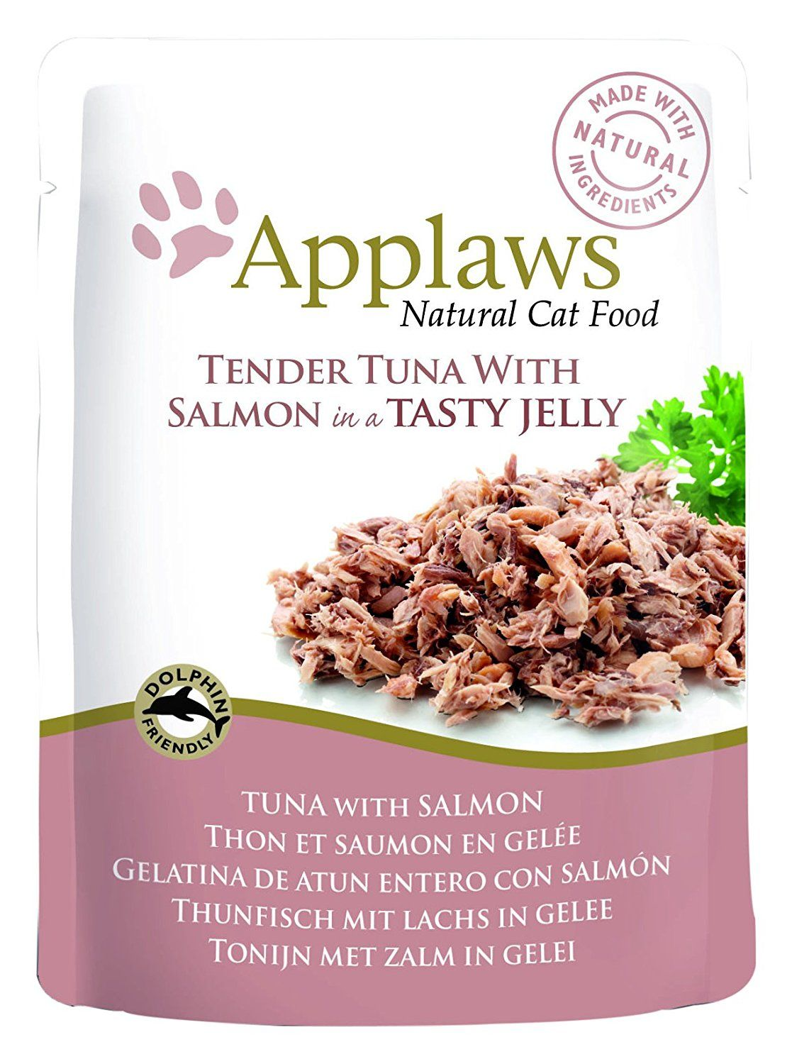 Applaws Cat Tuna Wholemeat With Mackerel In Jelly Pouch 16 X 70 G Check This Useful Article By Going To The Link At The Image Food Natural Cat Food Mackerel