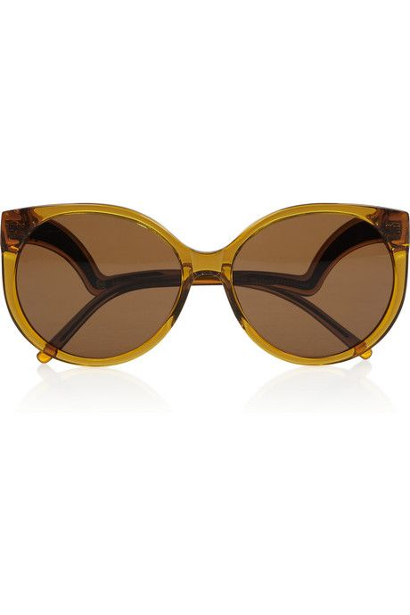 eb2243d5e08 House of Harlow Robyn round-frame acetate sunglasses