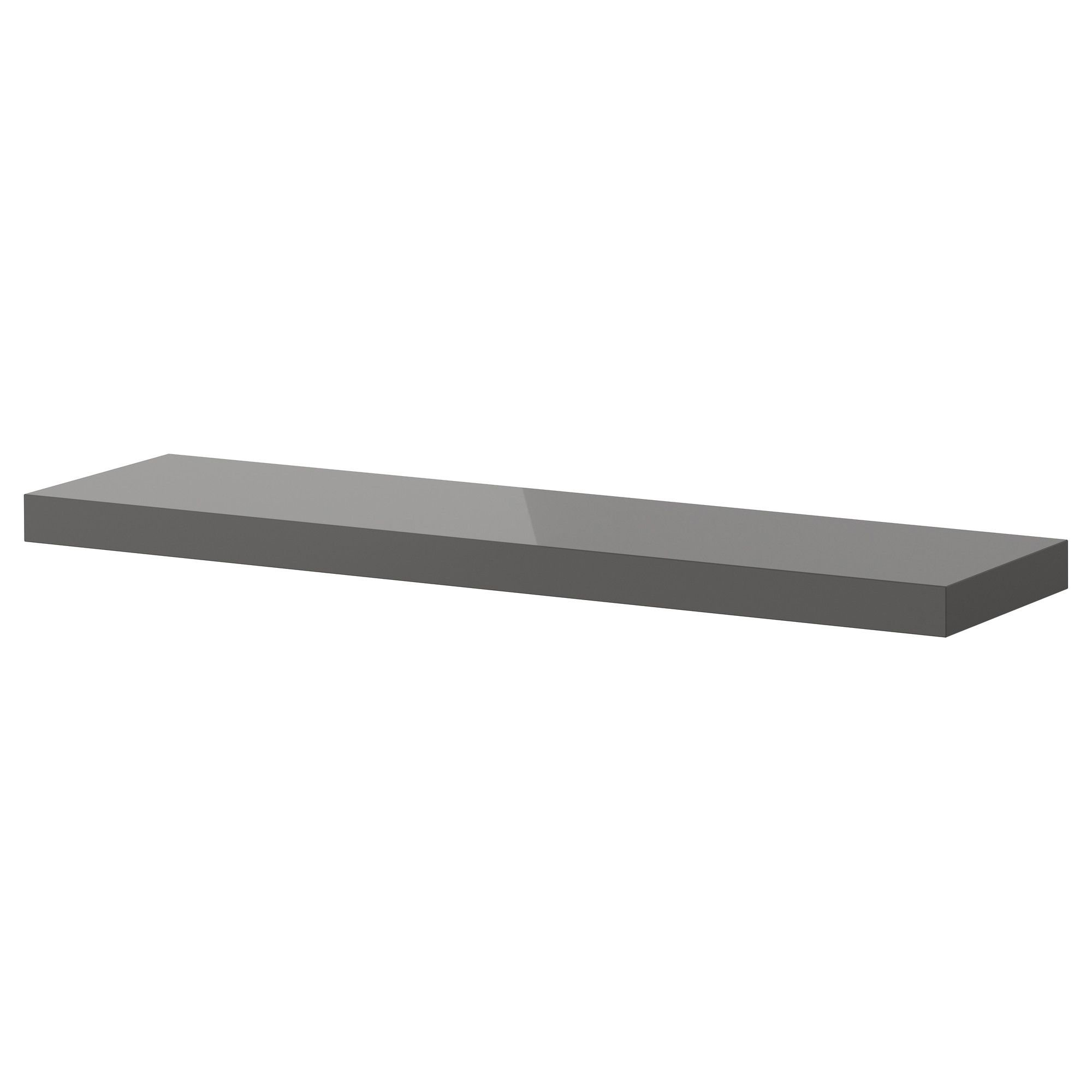 Phenomenal Lack Wall Shelf High Gloss Gray Ikea Home In 2019 Interior Design Ideas Gentotryabchikinfo