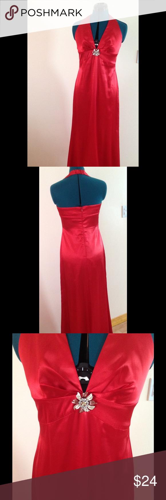 De laru collection gorgeous red dress size my posh closet