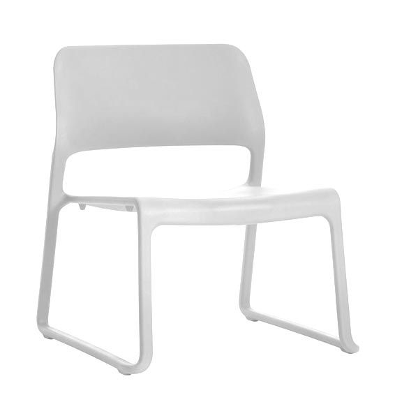 Knoll   Spark Stacking Lounge Chair 4 C LG N At 2Modern
