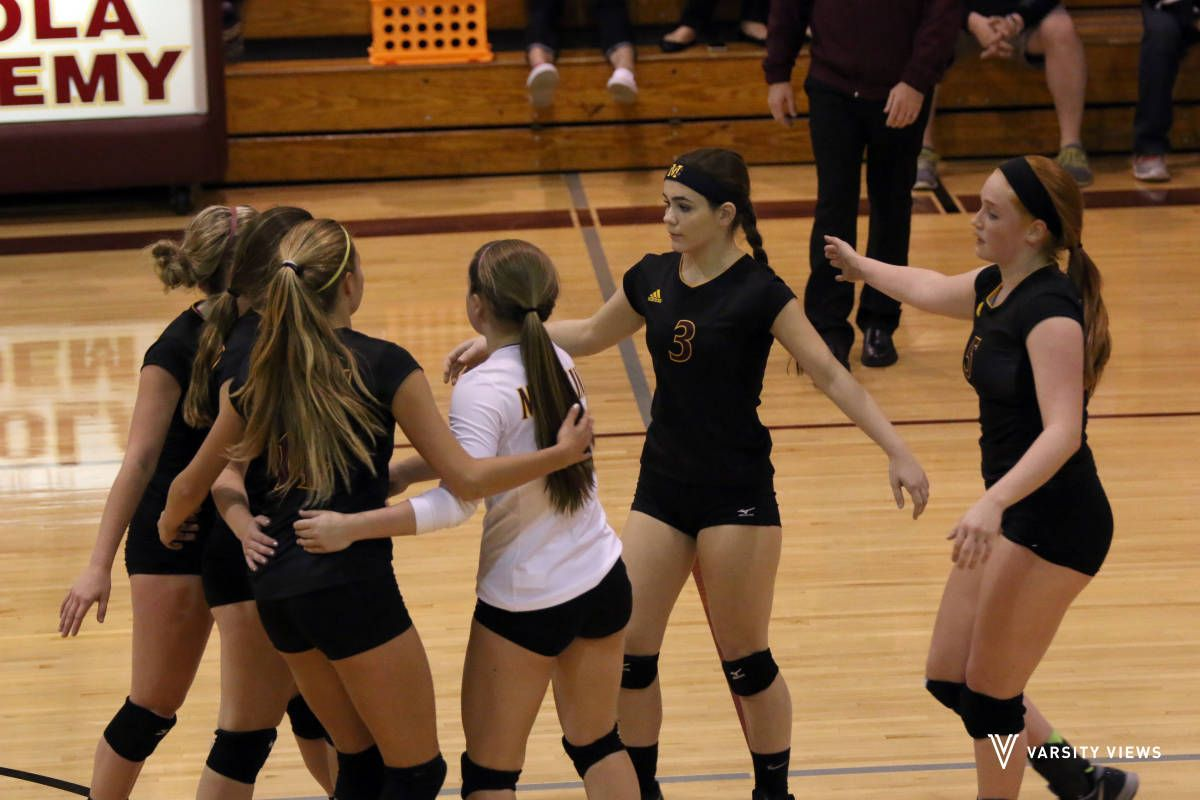 Check out the Loyola vs Montini photo!