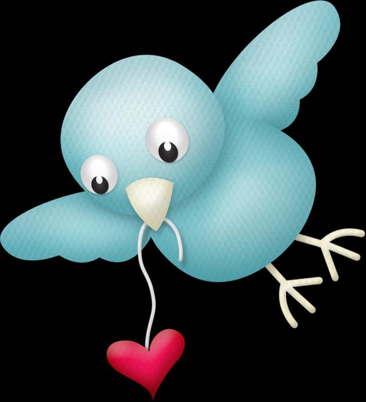 Картинки птички с сердечком