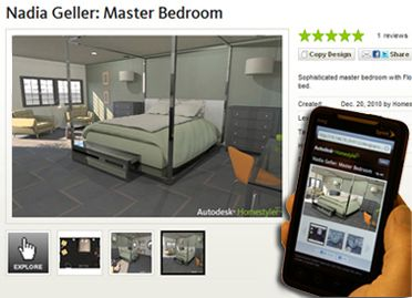 Free home design software and interior design software for Autodesk home design
