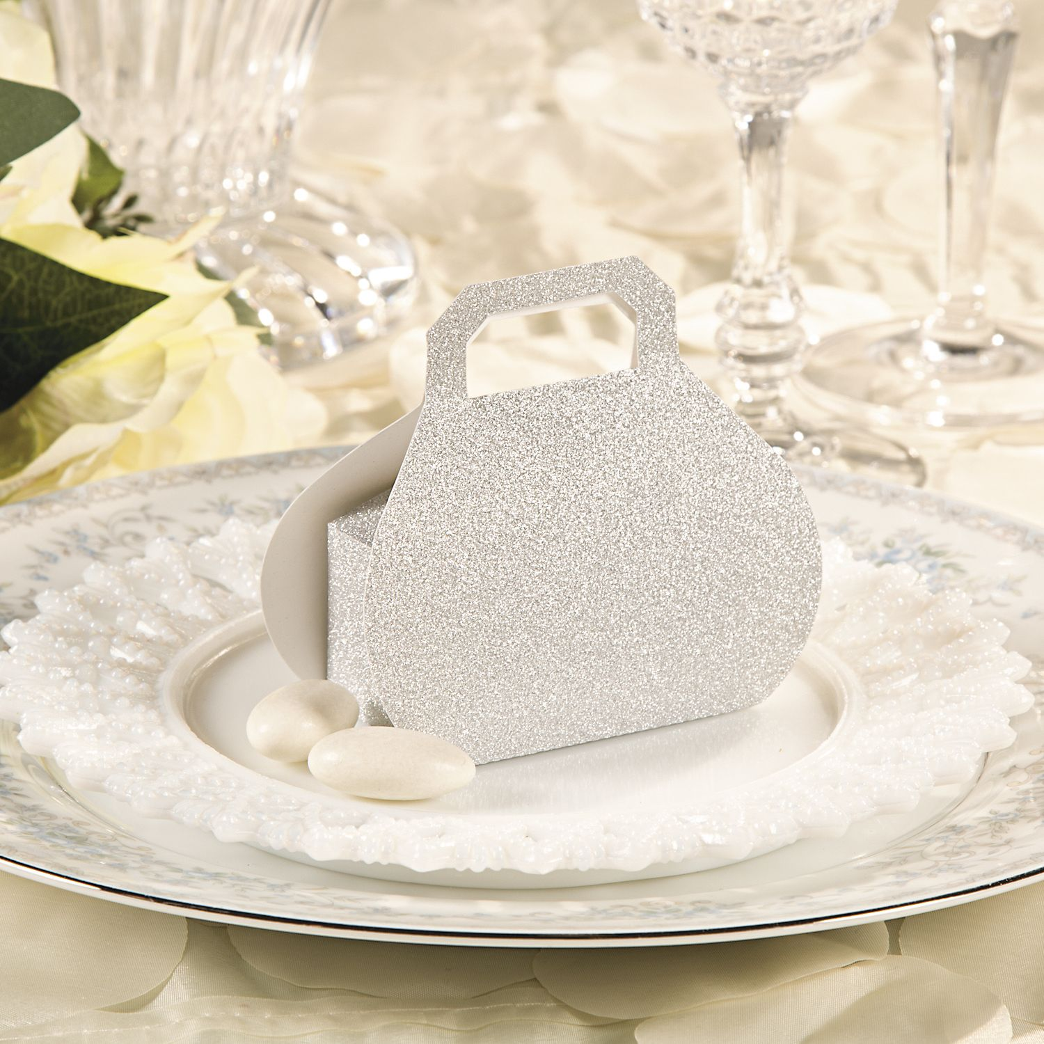 Glittering perfection for your favors! | Wedding Favor Ideas ...