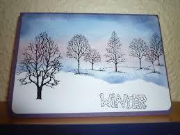winterkarten stampin up - Google-Suche