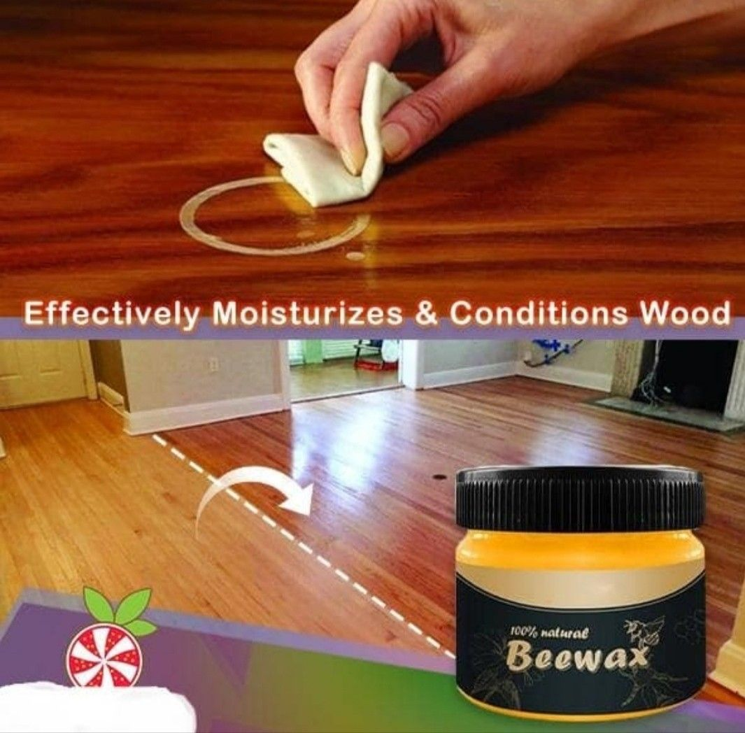 Eco Polish Wood Conditioning Beeswax Low Prices Woomlo Shop